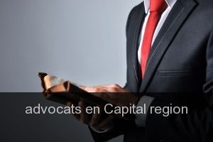Advocats en Capital region